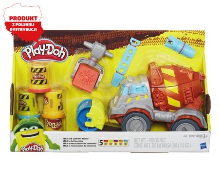 Play Doh Betoniarka Max Zabawki Plastyczne I Kreatywne Sklep Internetowy Al To